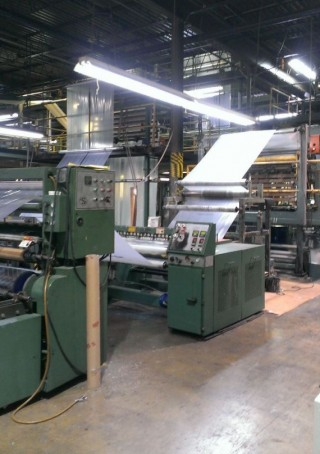 Court Ordered Liquidation: Flexible Packaging Plant