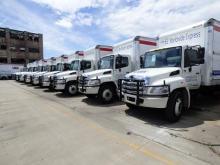 Bankruptcy Auction! Major Retail Shipping Company Fleet