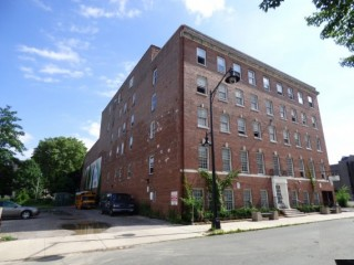 Former YWCA Building & 90 Unit Single Residence Hall