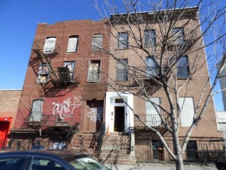 Bankruptcy Auction! Two Attached 4-Family Brooklyn Walk Up Buildings
