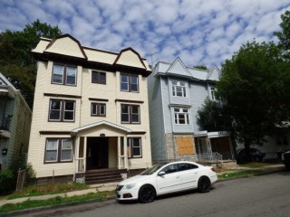 Two Multi-Family Buildings – 12 Units – Handyman Special!