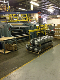 Auction: Flexible Packaging Machinery & Equipment
