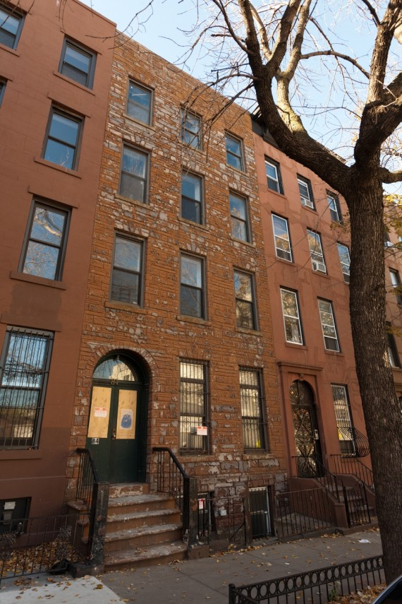 Real estate auction 589 hicks st 84 clinton ave 194 for Kitchen cabinets 2nd ave brooklyn