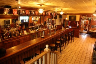 Turnkey Bar & Grill With Liquor License + Apartment