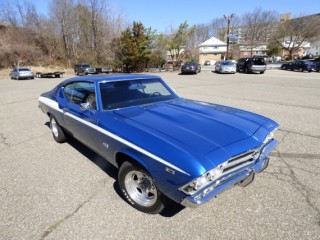 Bankruptcy Auction! 1969 Chevelle SS