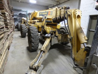 Bankruptcy Auction! Pettibone Traverse, Propane Forklifts, Vans, Construction Company