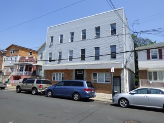 Bankruptcy Auction! Jersey City Multi-Family Apartment Building