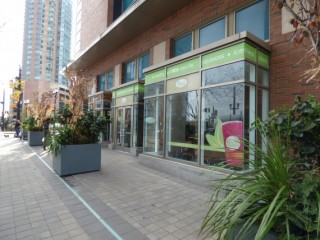 Bankruptcy Sale: Jersey City Restaurant Space in Luxury Building