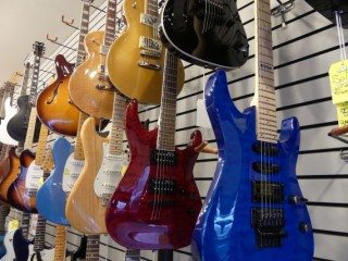 Online Auction: Liquidation of Regional Music Store