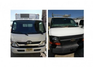 Vehicle Liquidation: Vans, Trucks, Lifts, and More!