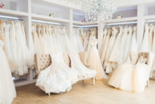 Lender Liquidation - Wedding Dresses & More!