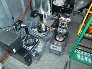 Online Auction: Fiber Optic & Cable Manufacturing Production Equipment