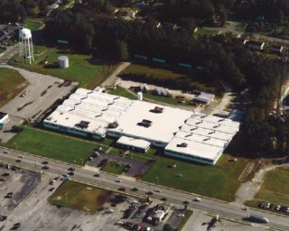 156,000sf Industrial/Redevelopment on 16 Acres