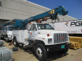 Online Auction: Metal Fabrication & Trucks