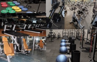 Tilton Fitness Egg Harbor Twp Liquidation Auction