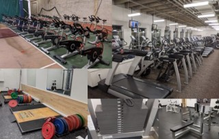 Liquidation of PEAC Health & Fitness in Ewing, NJ