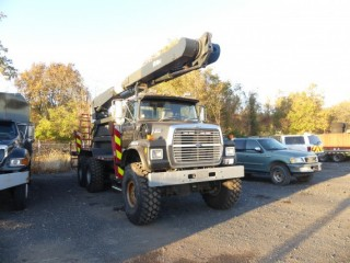 Tree Service Vehicles Bankruptcy Liquidation