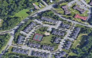 Foreclosure Auction: Townhome Montgomery Twp
