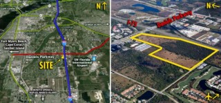 65 Acre Development Site
